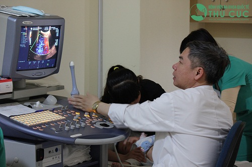 Clear images with 4D color doppler ultrasound system.
