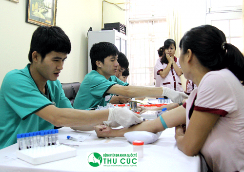 Blood Test is one of the basic and important screening method for examination and diagnosis of diseases
