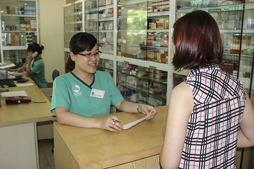 The Pharmacy in Thu Cuc Hospital satisfies the GPP standard