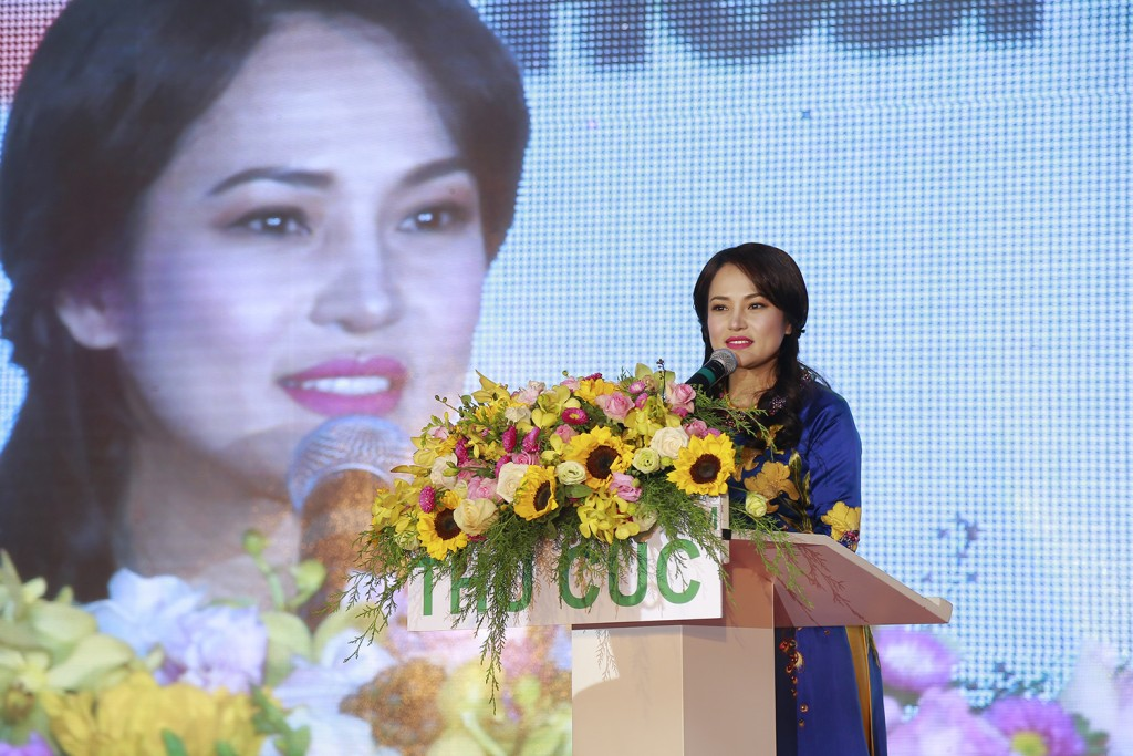 """ Share knowledge and exchange experiences"" ( Mrs. Nguyen Thu Cuc – The Chairwoman of Zinnia Corporation emphasized)"