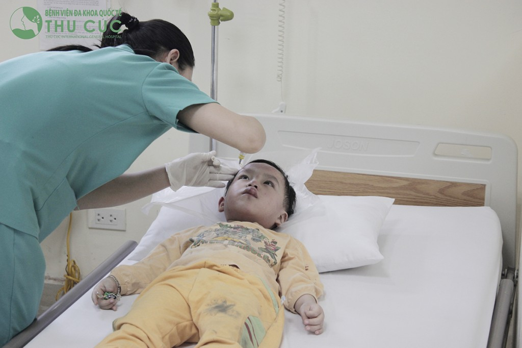 The patient receives considerate and intensive care