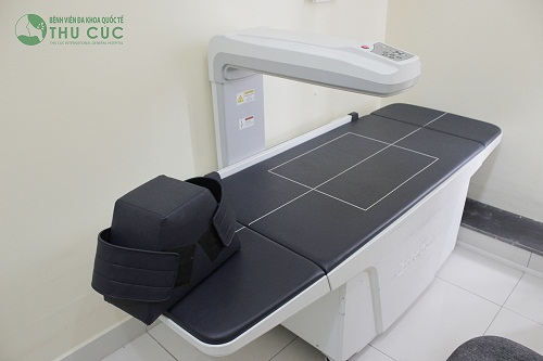 Bone mineral density machine DXUMMT - The gold standard to measure osteoporosis.